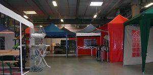 Openingstijden showroom Almere